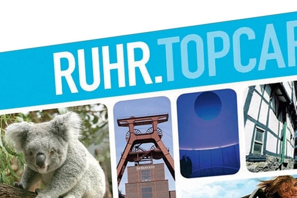 Ruhrtop Karte.Ruhr Topcard Zu Gewinnen Nrz De Rheinberg Xanten Und Umland