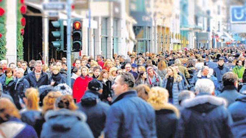 ärger Ums Weihnachtsshopping Chaos In Düsseldorfer Innenstadt