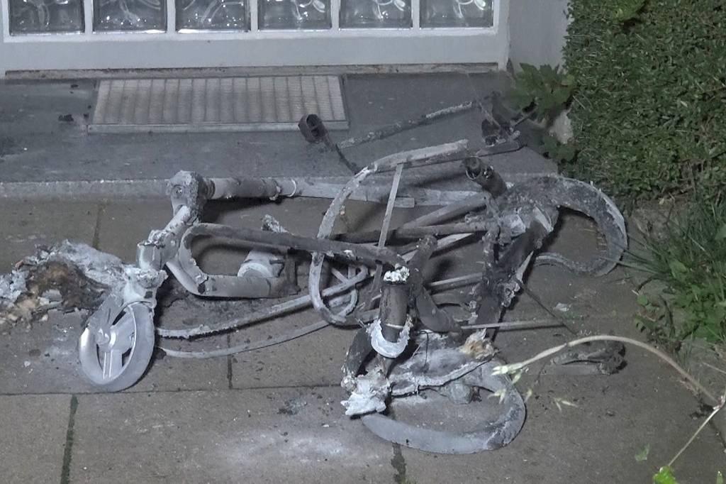 Brennender Kinderwagen versperrte Fluchtweg für Düsseldorfer Familie ...