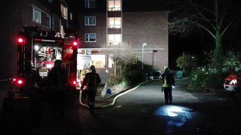 56 j hriger stirbt bei brand in gelsenkirchener altenheim gelsenkirchen. Black Bedroom Furniture Sets. Home Design Ideas