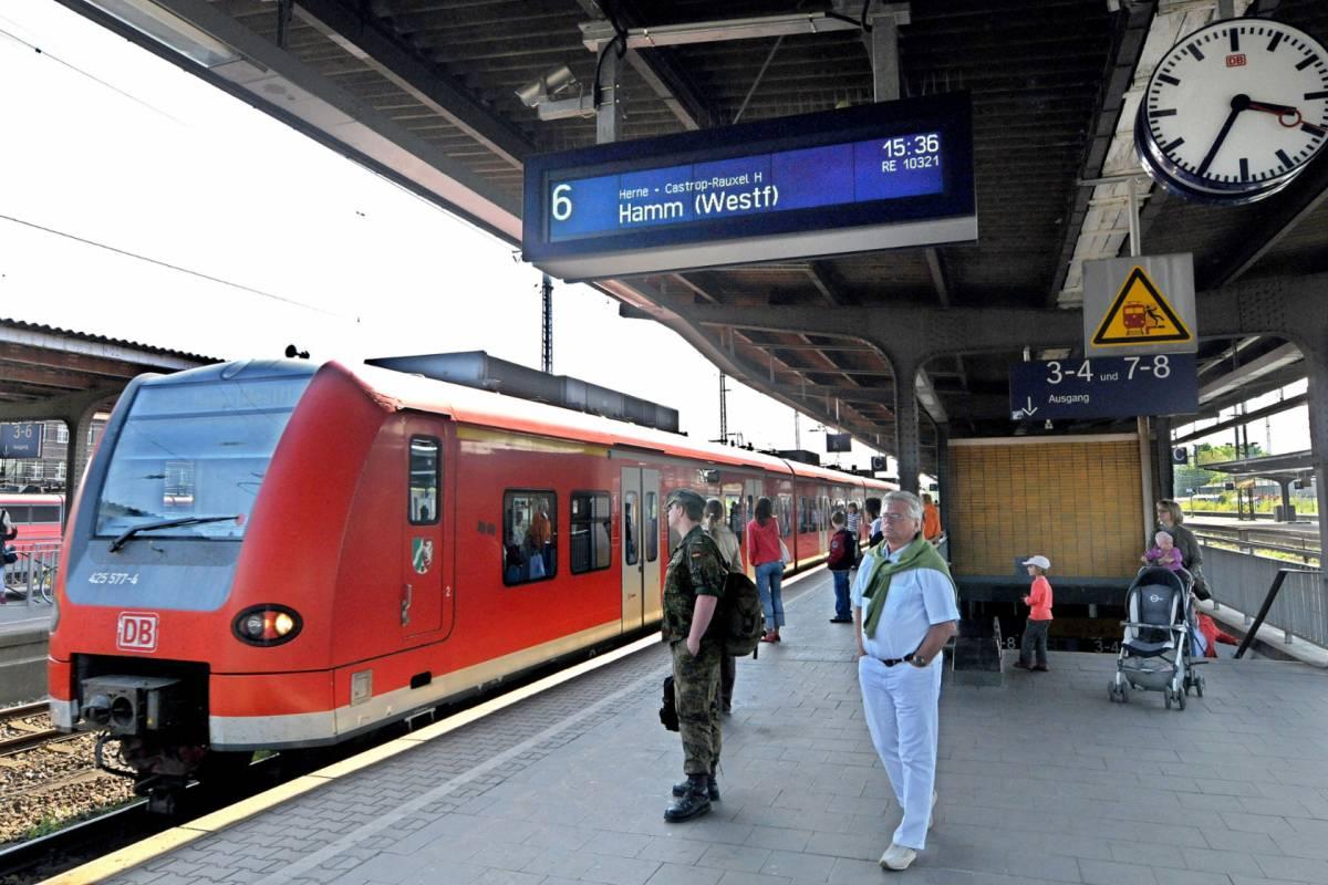 Re 6a Neue Bahn Linie Zwischen Düsseldorf Und Köln Startet Nrz