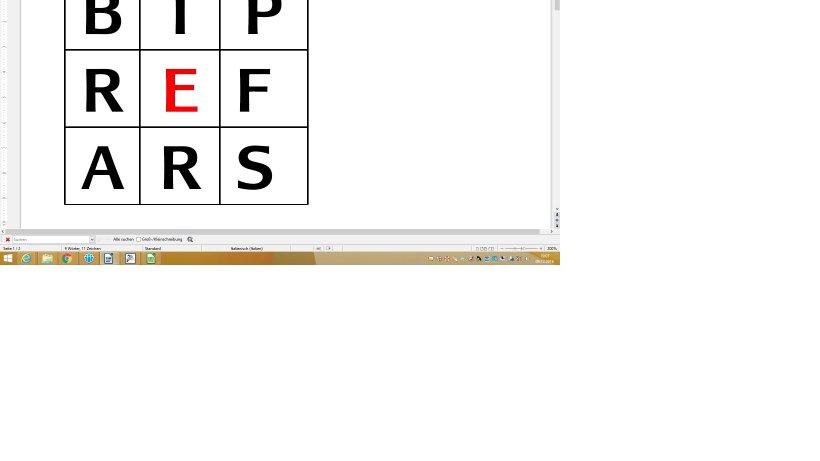 Wörter Bilden Aus Buchstaben