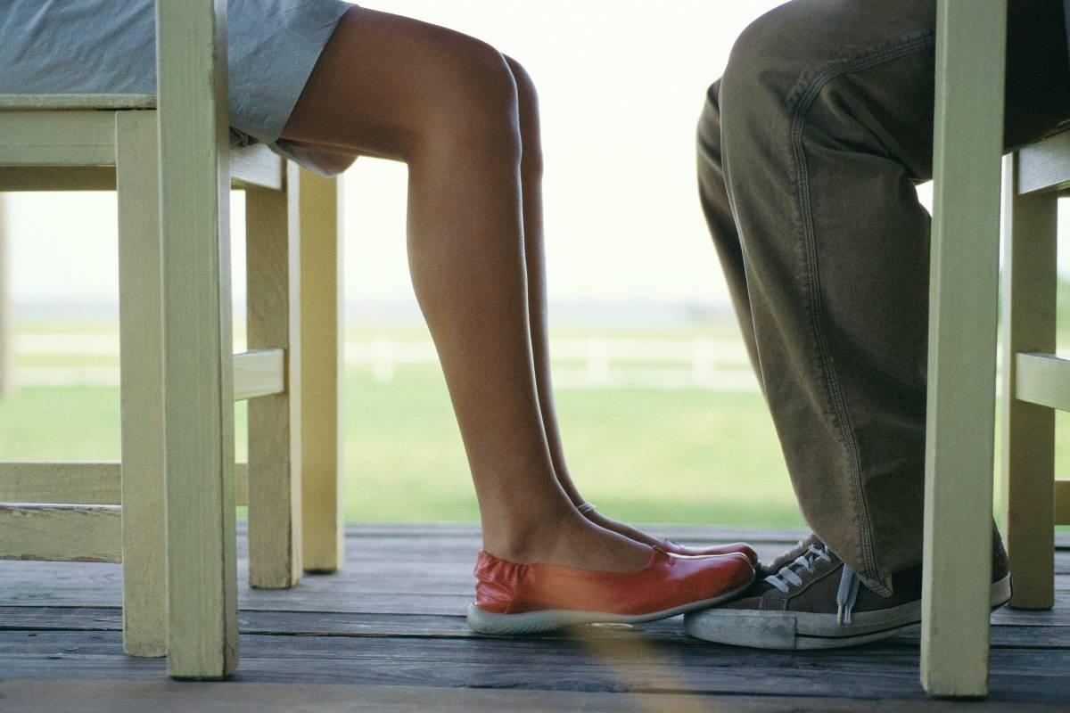 Was ist Dating vs Balz