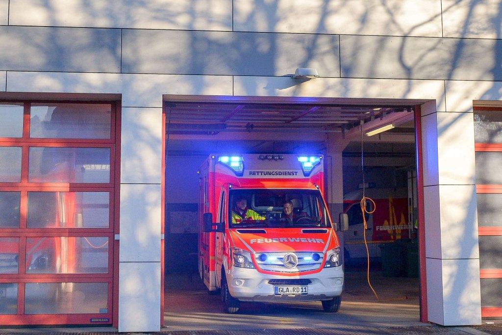 Dorstenerin Bei Unfall Auf Der B 224 In Gladbeck Verletzt Nrzde
