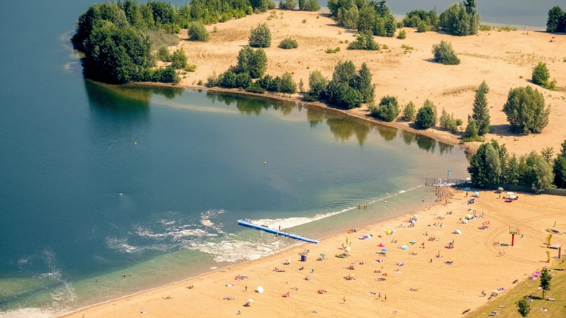 tenderingssee ist erneut beliebtester badesee in nrw