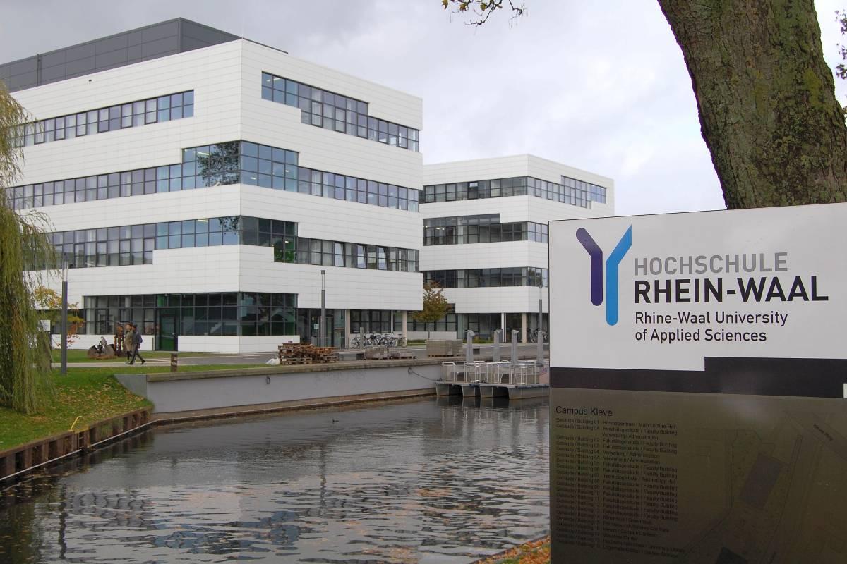 Hochschule Rhein-Waal möchte internationales Profil schärfen | nrz ...