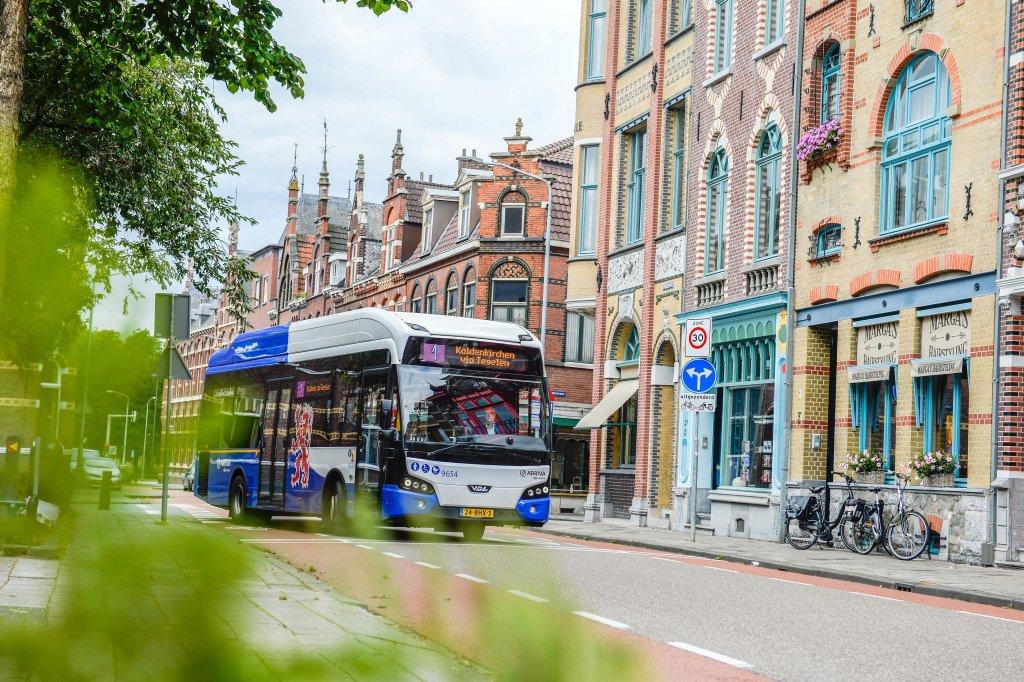 Zukunft Der Mobilität 260 E Busse Für Maastricht Bis 2025 Nrzde