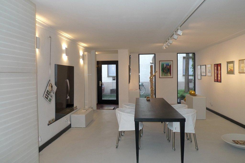 Eine Galerie und Eventlocation schuf Christina Büsen in Rees   nrz ...
