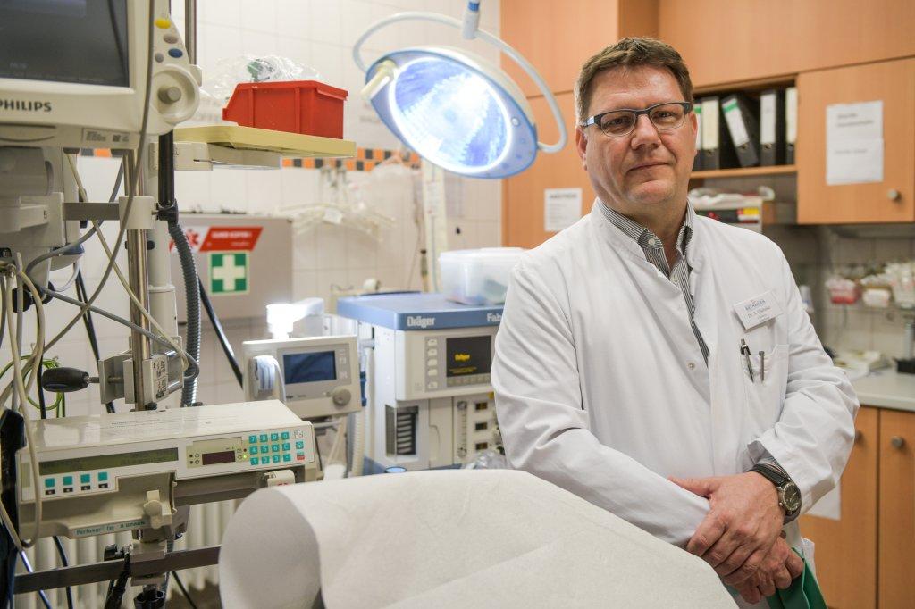 Anästhesie im Moerser Bethanien mit neuem Chef | nrz.de | Moers und ...