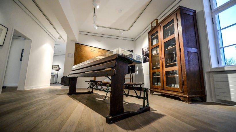 ausstellung blickt auf 200 jahre bergbauschule siegen siegerland. Black Bedroom Furniture Sets. Home Design Ideas