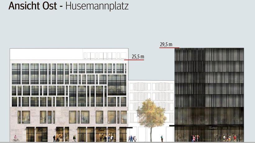viktoriaquartier stadt bochum will f r 20 jahre mieten. Black Bedroom Furniture Sets. Home Design Ideas