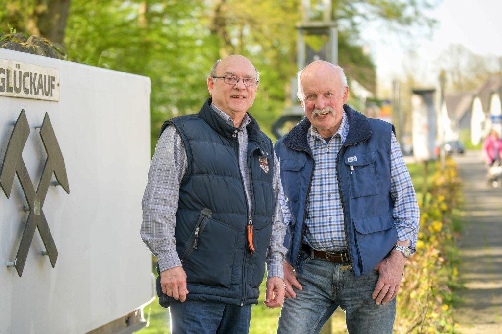 Für zwei Moerser spielt das Alter gar keine Rolle | NRZ.de | Moers ...
