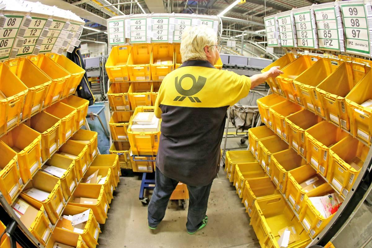 Warum Die Deutsche Post Höhere Briefpreise Anpeilt Nrzde Wirtschaft