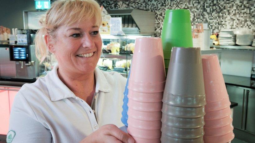 Stadt Duisburg prüft freiwilligen Pfand für Kaffeebecher