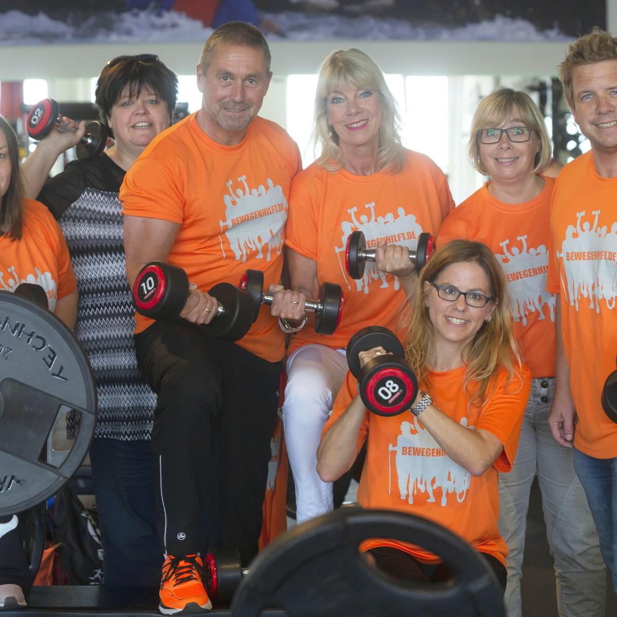 13+ Die Charity Aktion Bewegen hilft startet bald am Niederrhein   nrz.de Image
