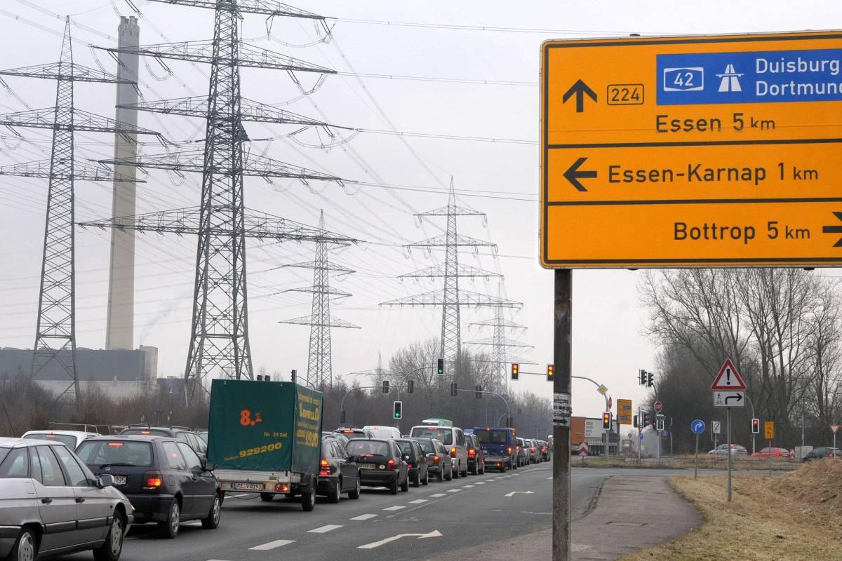 A52 Ausbau Wird Noch Mehr Verkehr Auf B224 Lenken Nrzde Essen