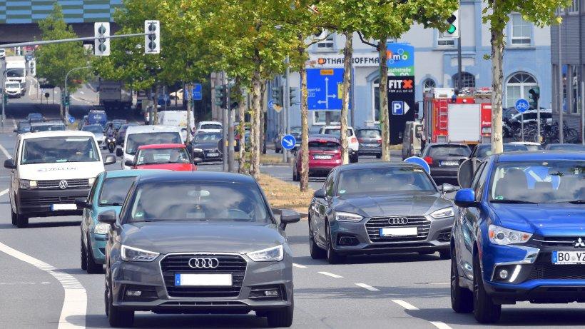 Stickoxide: Bochumer SPD-Fraktion fordert mehr Grün an der Herner Straße
