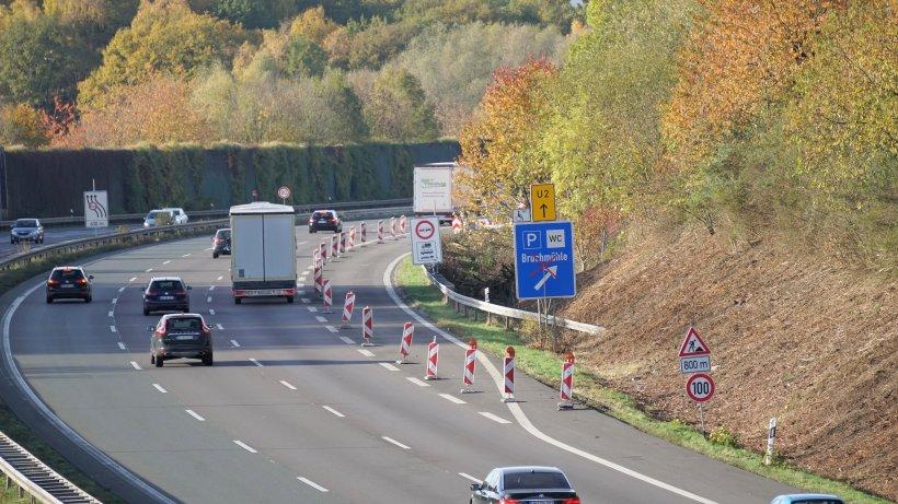 Verkehr: A 1-Baustellen in Gevelsberg dauern erheblich länger