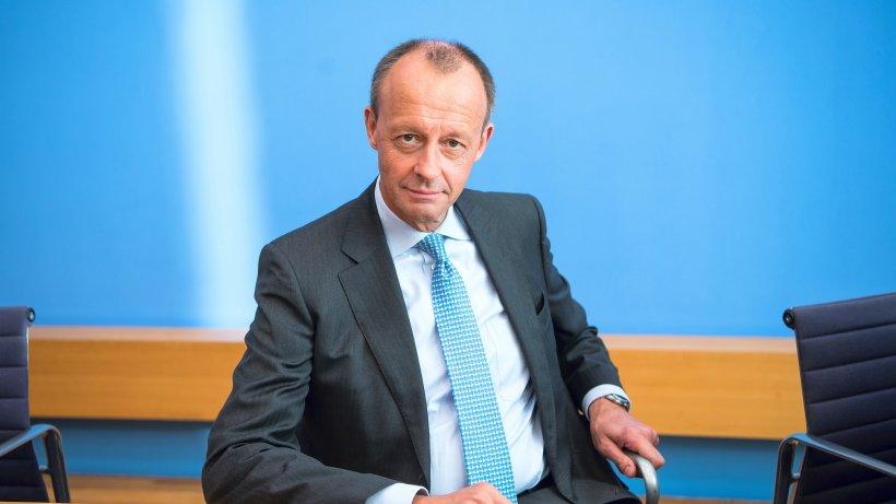 Parteitag: Was Merz auf dem CDU-Kreisparteitag in der Heimat erwartet