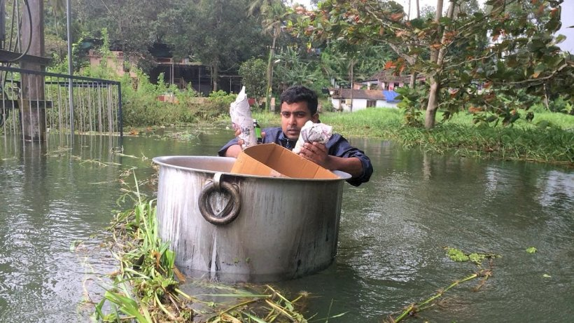 Sozial: Hilfe für Kerala aus Sundern
