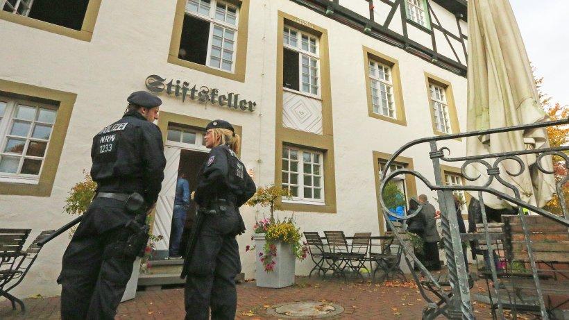 Großeinsatz: Stadt Fröndenberger wusste nichts von AfD-nahem Kongress