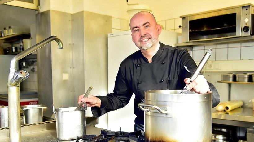 Gastronomie: Das Wittener Parkhotel hat einen neuen Küchenchef