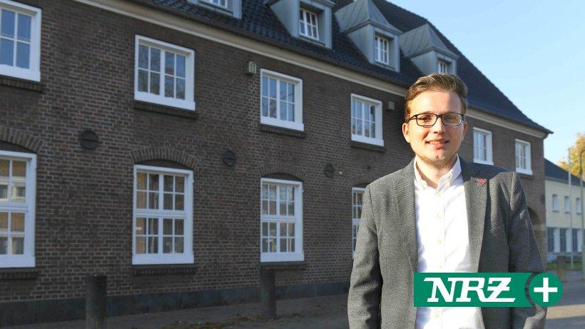 Dave Welling leitet das Bauamt der Stadt Isselburg | nrz.de