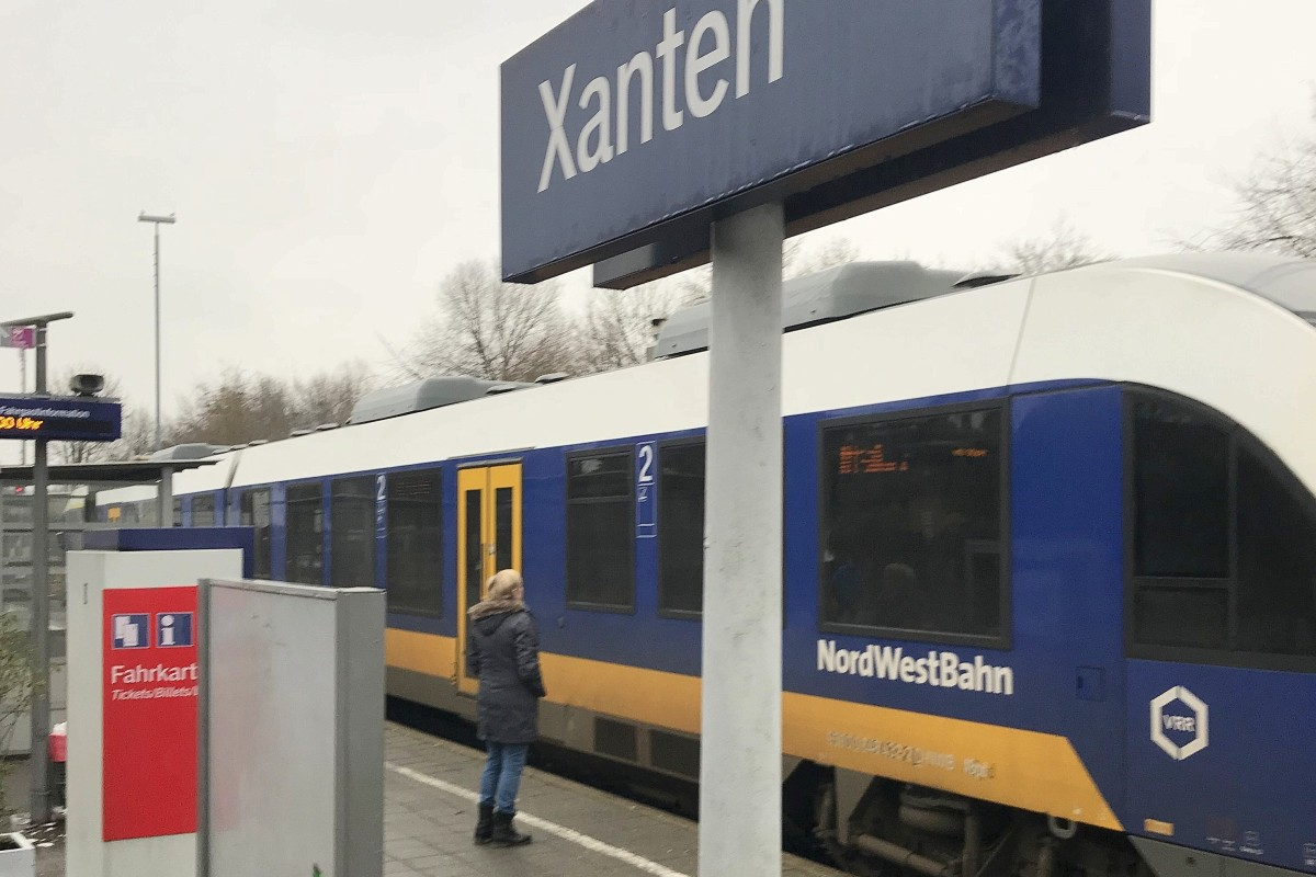 Xanten Bei Der Regionalbahn 31 Drohen Weitere Zugausfälle