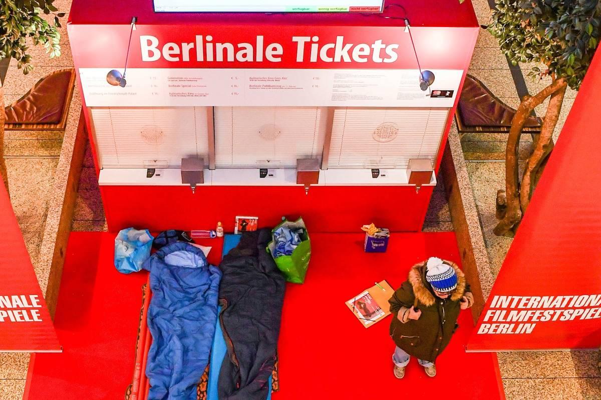 Früher War Bei Der Berlinale Einfach Mehr Glamour Lametta Nrzde
