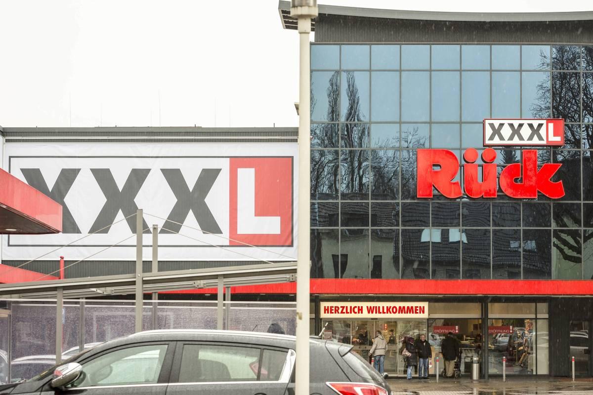 Neue Küche Von Xxxl Rück Aus Oberhausen Sorgt Für Probleme Nrzde