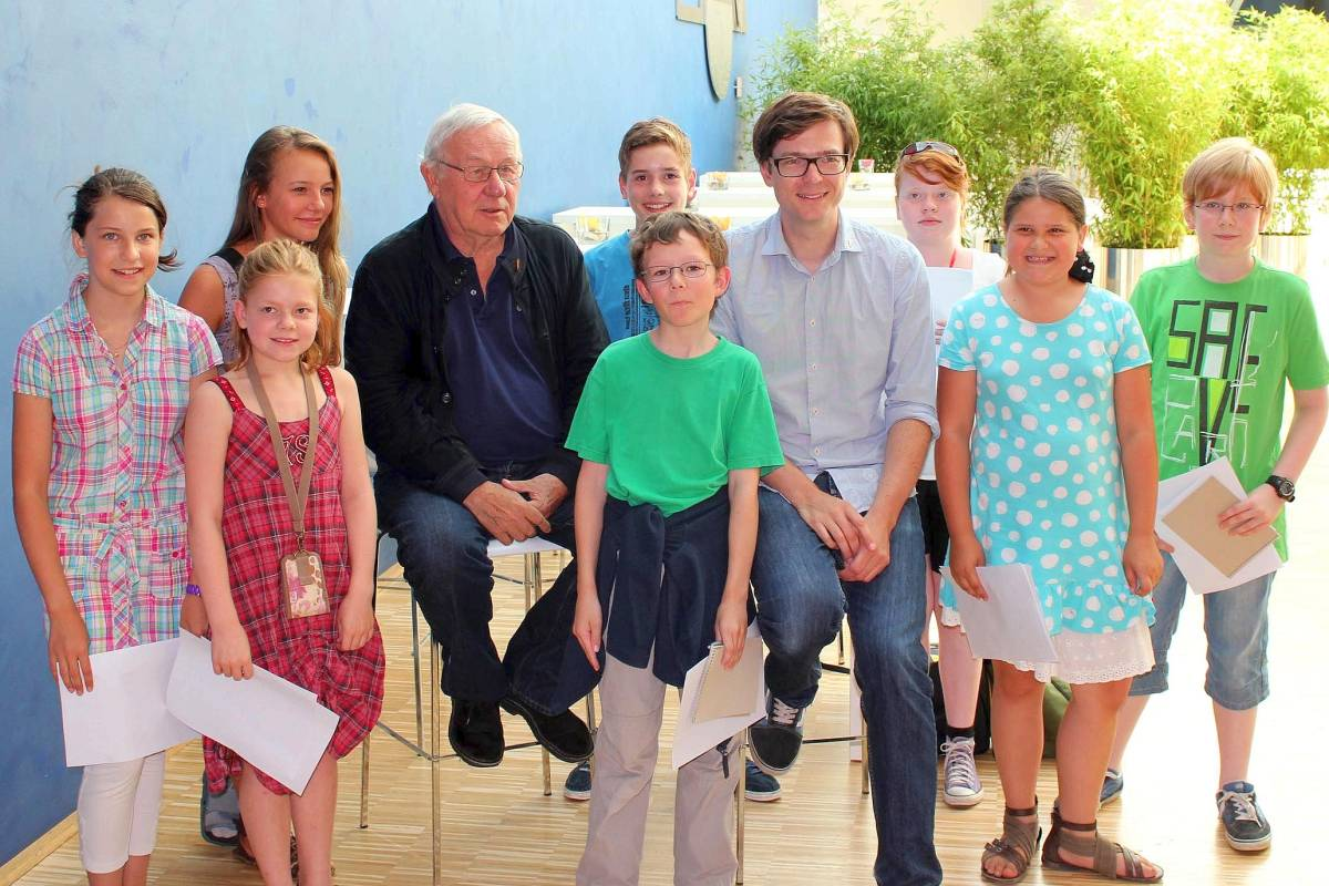 Kinder Erlebten Die Fernseh Macher Armin Und Ralph Ganz Nah