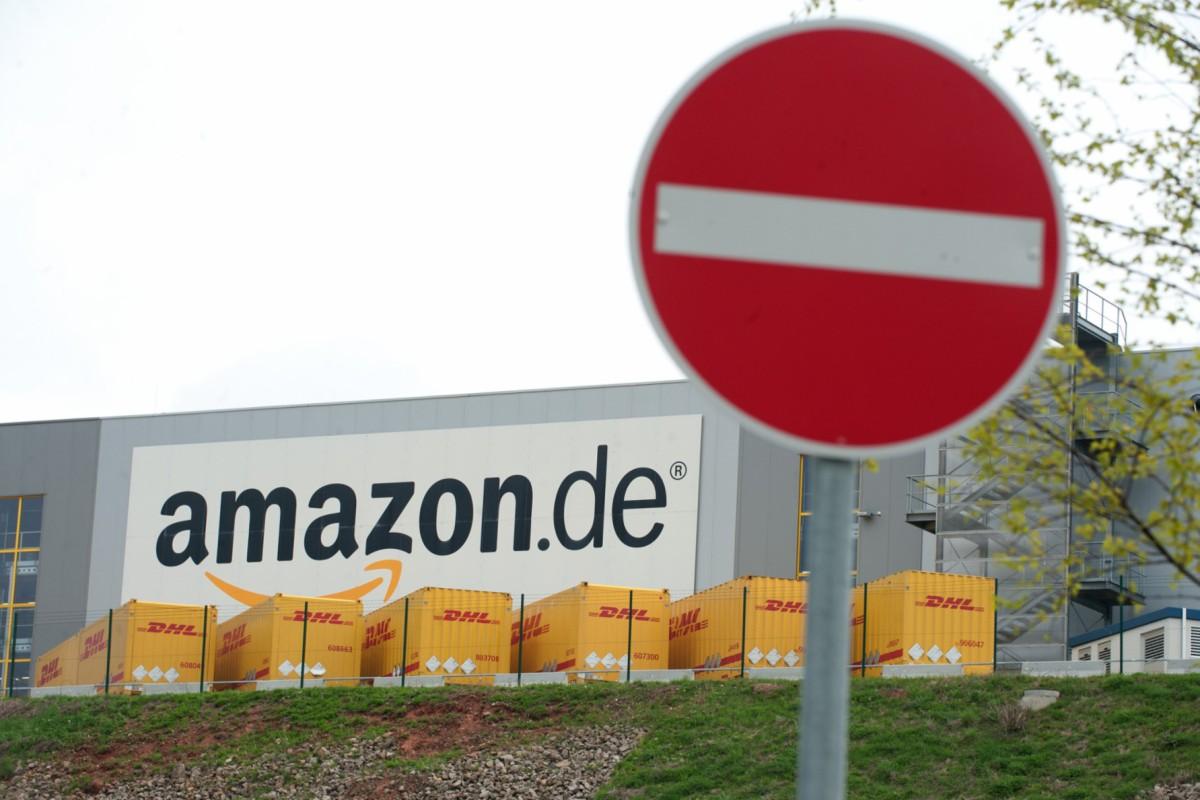 Versandhändler Amazon droht Streik an großen Standorten   nrz.de