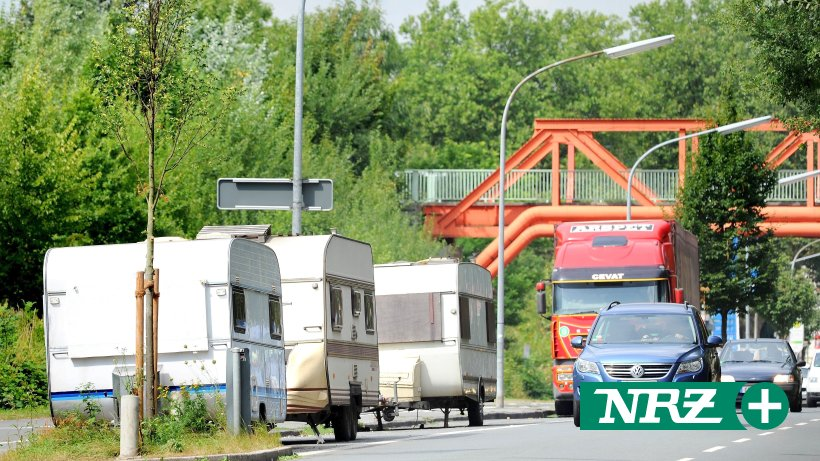 Wohnwagen am Straßenstrich Gelsenkirchen müssen