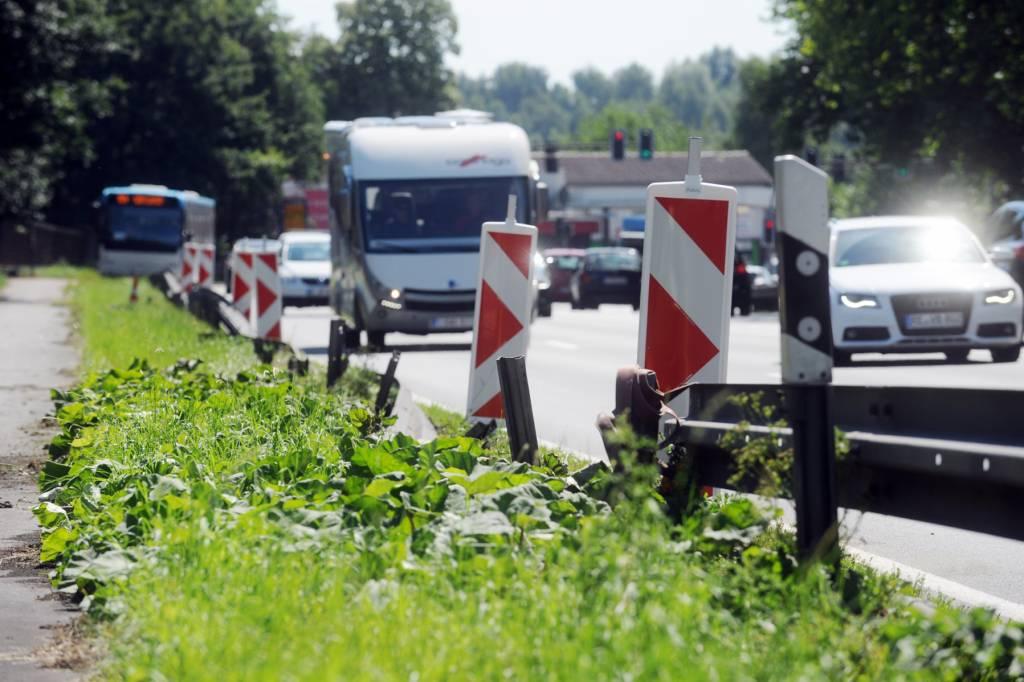 70000 Euro Schaden Bei Unfall Auf B 224 In Gladbeck