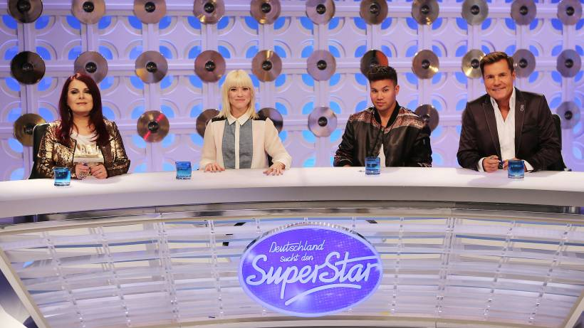 Kandidatin Pöbelt Bei Dsds Gegen Rapper Prince Kay One
