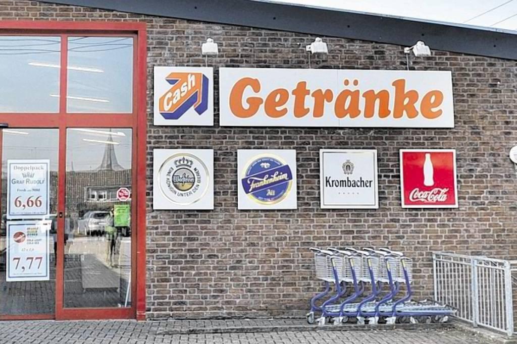 Getränkemarkt in Haldern wurde überfallen | nrz.de | Emmerich Rees ...