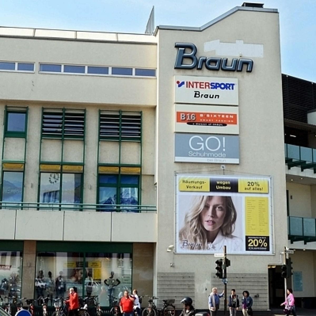 Moers bonuspunkte braun modehaus Modecenter Braun