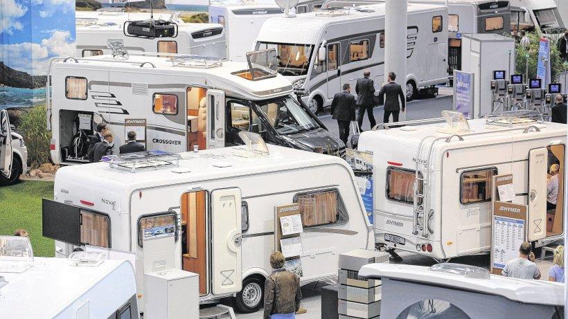 besucherrekord beim caravan salon nachrichten aus der landeshauptstadt d sseldorf. Black Bedroom Furniture Sets. Home Design Ideas