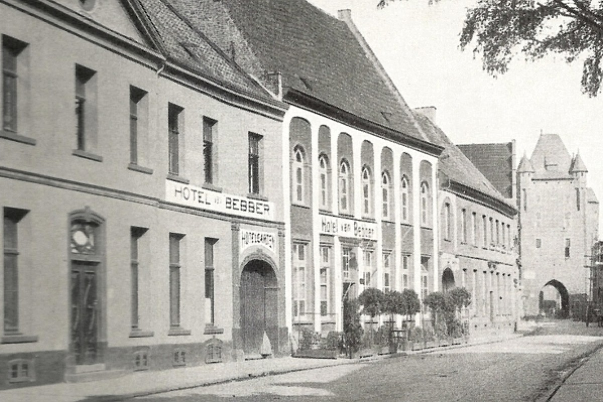Der Erste Gast Kam Vor 230 Jahren Nrz De Niederrhein