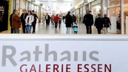 Innenstadt in Essen zieht neue Kunden und Läden an    