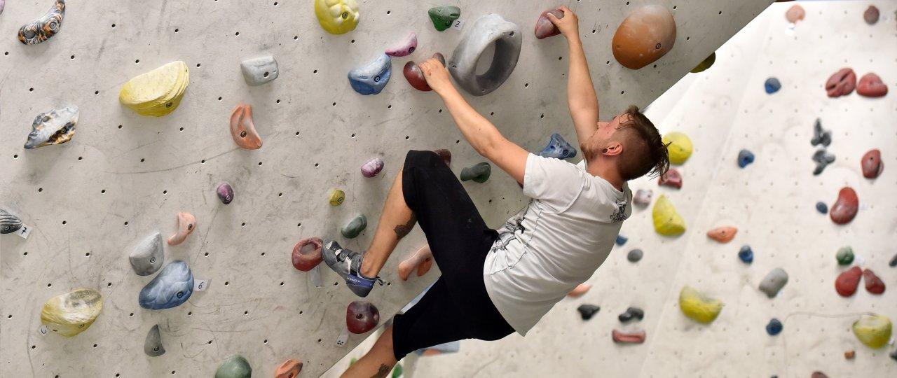 Bouldern: Boulderhallen in Ruhrgebiet und NRW