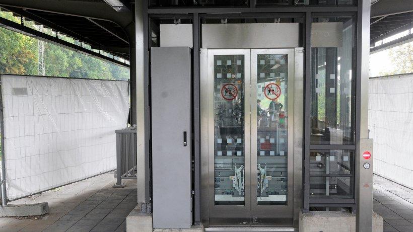 Bahn will Bahnhof Dinslaken abreißen - aber Aufzug bleibt - NRZ