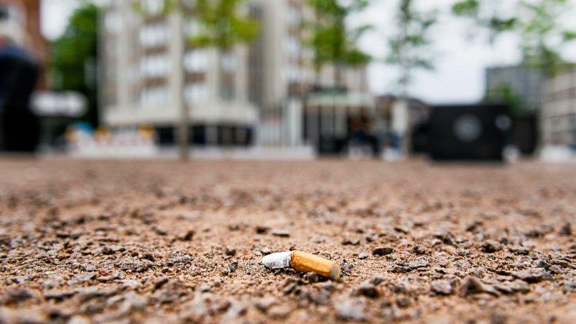 Sex im Park, Kippe auf den Boden: Dinslaken erhöht Verwarngelder - NRZ