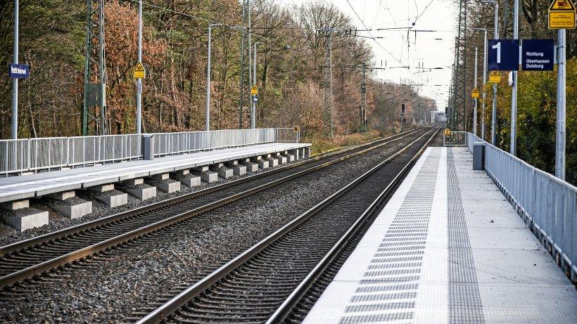 Dinslaken Bahnhof Unfall