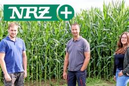 Voerde: Wechselnde Wetterextreme fordern Landwirte