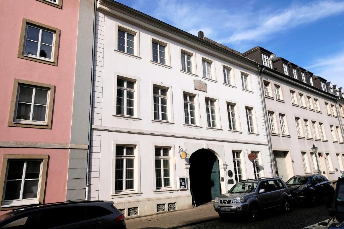 Wie Aus Dem Schumann Haus In Dusseldorf Ein Museum Wird