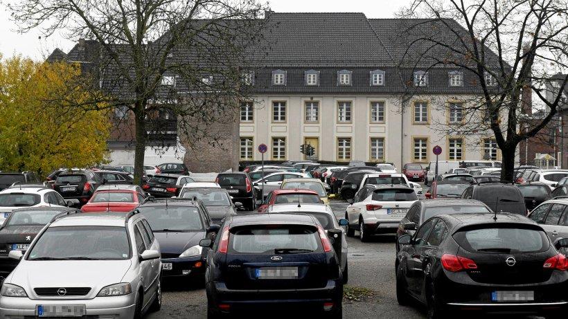 Steht das in Emmerich geplante Parkhaus auf der Kippe? - NRZ
