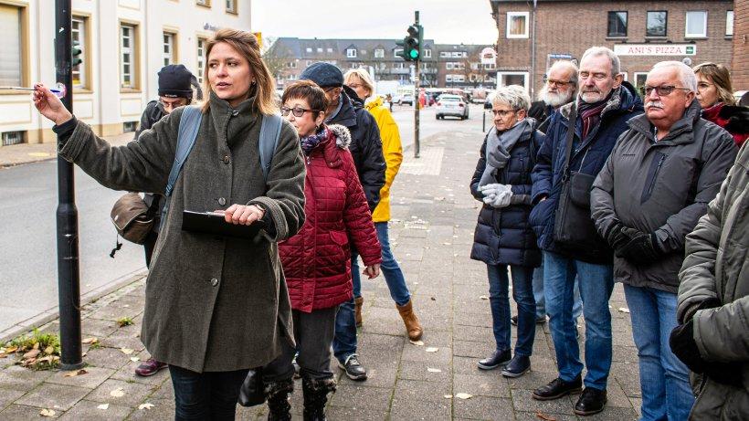 Emmerich: Wenige Bürger kamen zum Planungsspaziergang - NRZ