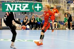 Weitere unglückliche Niederlage für Tusem gegen Leipzig
