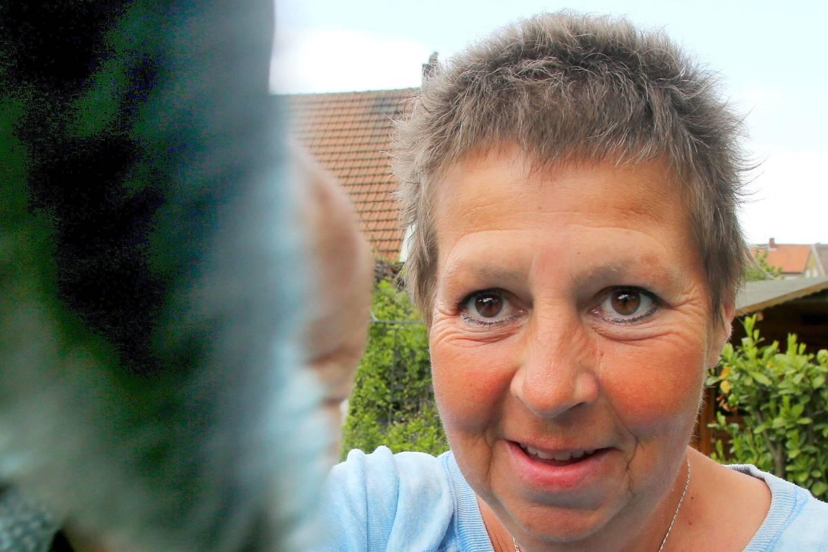 Putzfrau Susanne Neumann Bei Sandra Maischberger Da Geh Ich Hoch